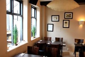 Das Vertigo Flensburg - Plätze im Barbereich